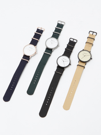 【MrBOHO】CASUAL 腕時計