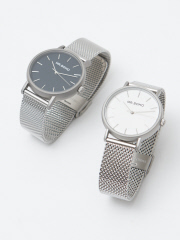 ABAHOUSE - 【MrBOHO】METALLIC 腕時計