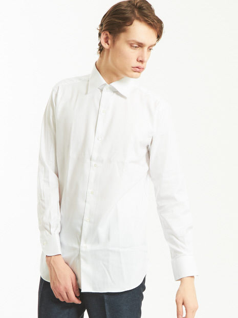 ツイルシャツ