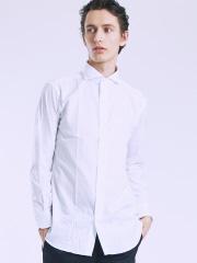 ABAHOUSE - ヘリンボンシャツ