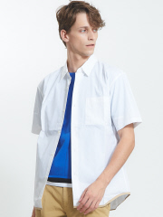 ABAHOUSE - タイプライターシーリングラインシャツ
