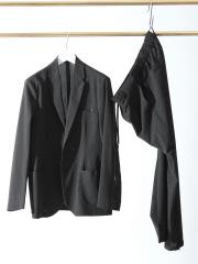 ABAHOUSE - 【セットアップ対応】ポリエステル圧着ジャケット