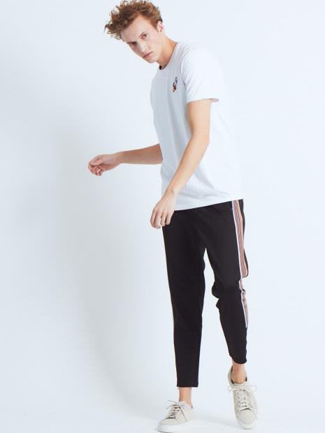 【BRICKTOWN】ワンポイントTシャツ(SPACESHIP)