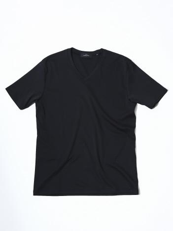 【Recency of Mine】ローズペトール VネックTシャツ