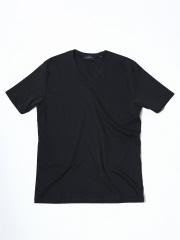 ABAHOUSE - 【Recency of Mine】ローズペトール VネックTシャツ