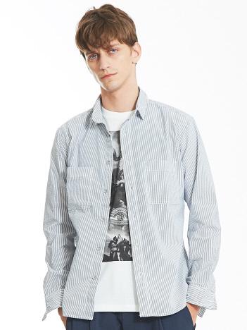 サッカーストライプワイヤーシャツ