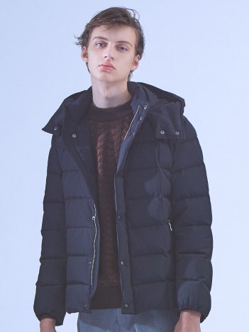 OUTLET (MEN'S) - ワッシャーナイロンハンガリーダウン