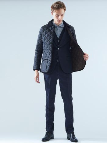 【TWW】WAVERLY キルティングジャケット