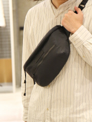 ABAHOUSE - 【WANT Les Essentiels】Fillmore ウエストバッグ