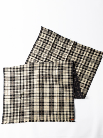 OUTLET (MEN'S) - 【MELT】KALPITA TARTAN ウールストール
