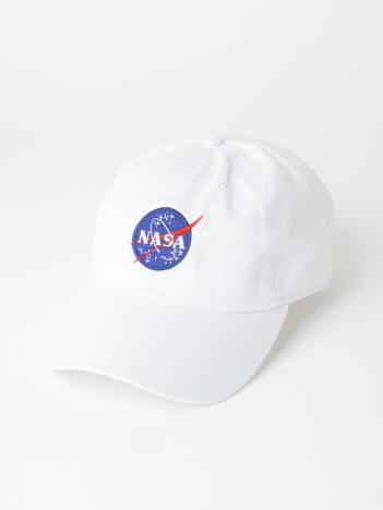 【NASA×NEWHATTAN】コラボロゴキャップ