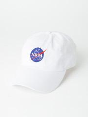 ABAHOUSE - 【NASA×NEWHATTAN】コラボロゴキャップ