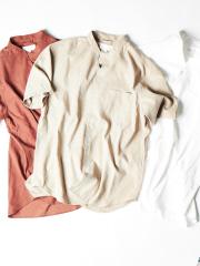 ABAHOUSE - Vネックシャツ