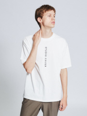 ABAHOUSE - 【別注】CEIZER VerticalロゴTシャツ