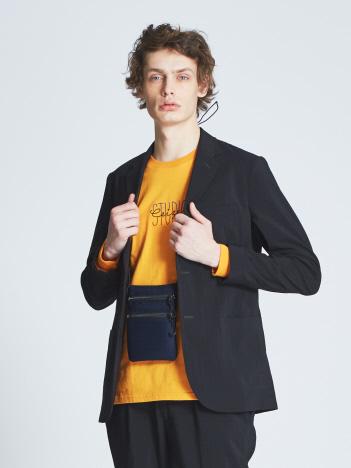 【FLAT TECH】テーラードジャケット