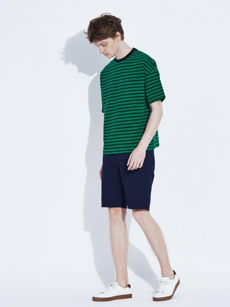 【Traditional Weatherwear】 ビッグシルエット 半袖Tシャツ