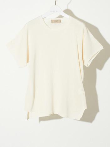 OUTLET (MEN'S) - 【Maison Flaneur】Wフェイス ニット半袖Tシャツ