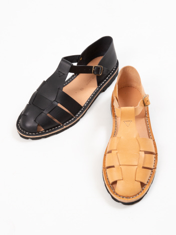 【STEVE MONO】Artisanal sandals グルカサンダル