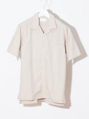ABAHOUSE - 【WEB別注】トロピカルオープンカラーシャツ