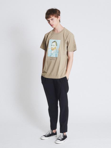 ゴッホ Portrait Tシャツ