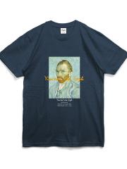 ABAHOUSE - ゴッホ Portrait Tシャツ【予約】