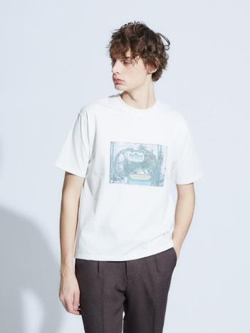 【another sky】フォト半袖Tシャツ