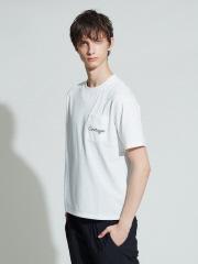【別注】CEIZER LOGO刺繍 ポケット半袖Tシャツ
