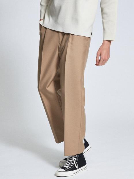 サージ ストレート パンツ