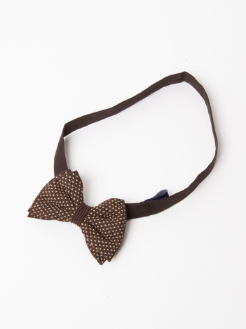 OUTLET (MEN'S) - 【JUPE BY JACKIE】 Crescent Brown 蝶ネクタイ
