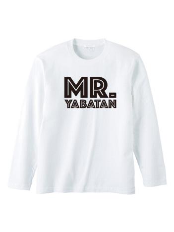 ABAHOUSE - 【MrYabatan】ロングスリーブ Tシャツ