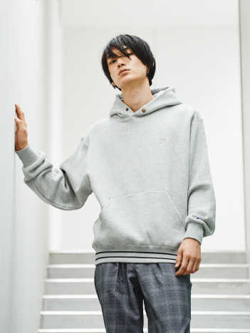 ABAHOUSE - 【別注】RUSSELL/ラッセル プルオーバー パーカー【予約】