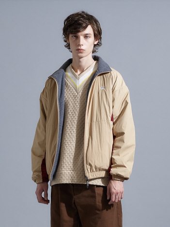 OUTLET (MEN'S) - 【RUSSELL別注】ナイロンリバーシブルブルゾン