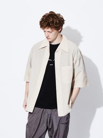 【LEMAIRE/ルメール】 ステンカラーシャツ