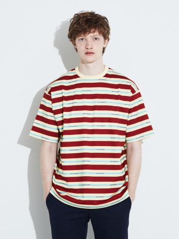 OUTLET (MEN'S) - 【DROLE DE MONSIEUR】パステルスプライト 半袖Tシャツ