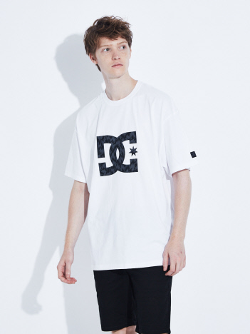 OUTLET (MEN'S) - 【DC SHOES×ELEY KISHIMOTO】ロゴプリント 半袖Tシャツ