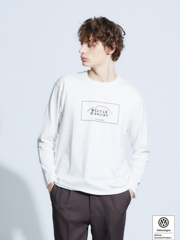 ABAHOUSE - 【VOLKSWAGEN×Morozoff】BEETLE ロングTシャツ【予約】