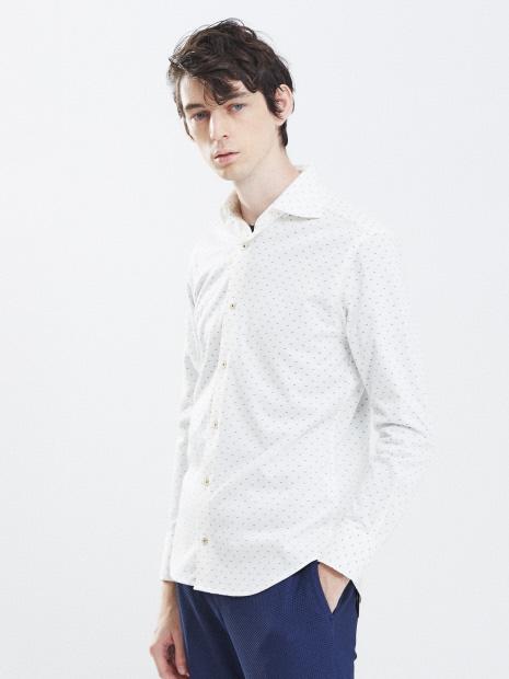 【Recency of Mine】コンパクト32Gポンチ シードリーフシャツ