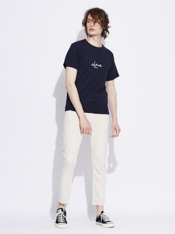 【YANUK】 ResortJeans リネンMIX リゾートジーンズ /BEIGE