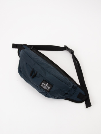 ABAHOUSE - 【MAKAVELIC】 RICO  WAISTBAG ウエストバッグ