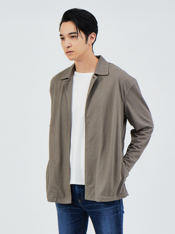 ABAHOUSE - シャツ ジャケット