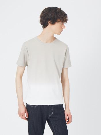 グラデーション 染め Tシャツ
