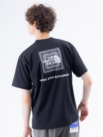 ABAHOUSE - 【THE NORTH FACE / ザ ノース フェイス】Bandana Logo T バンダナ ロゴ Tシャツ