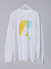 【TRANSREALITY】TYPE-2 長袖Tシャツ