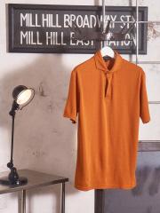 【FLEX COOL】超接触冷感 スムース ポロシャツ【予約】