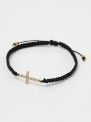 5351POUR LES HOMMES - Etarnal Cross Bracelet