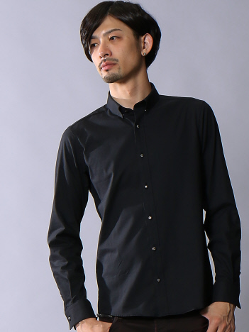 OUTLET (MEN'S) - モンティドビーストレッチシャツ