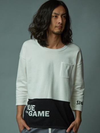 【SPALDINGコラボ】コンビデザインTシャツ