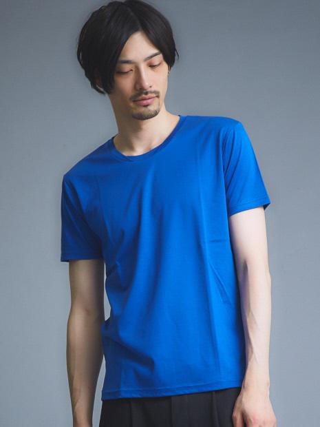 プライマリースムースクルーネックTシャツ