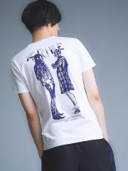 5351POUR LES HOMMES - マサイクルーネックTシャツ