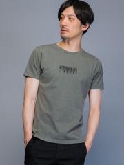 5351POUR LES HOMMES - ボックスクルーネックTシャツ